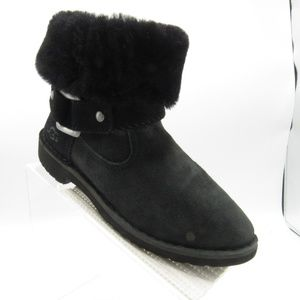 UGG Cedric 1012360 Sz 6.5 Winter Snow Boots Womens
